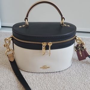 Coach Selena gomez trail bag
